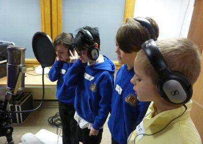 studio headphones photo
